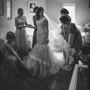 A wedding in Pyrmont
