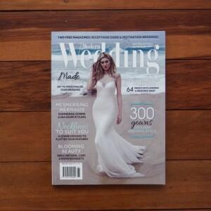 Published! Modern Wedding Magazine